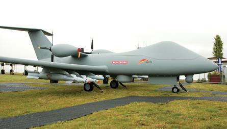 Mantis UAV - Craig Hoyle FINT