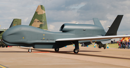 RQ-4 Global Hawk NATO RIAT 2009