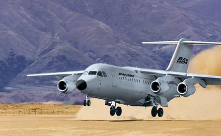 BAe 146M - BAE Systems