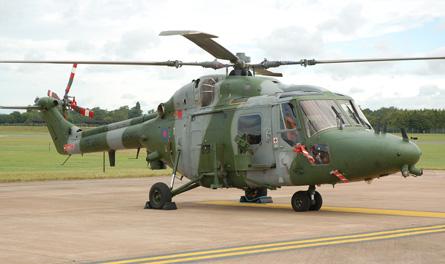 Lynx AH9 - Craig Hoyle