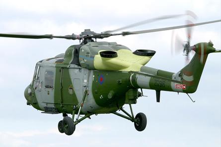 Lynx AH9A aft - AgustaWestland