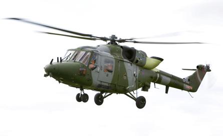 Lynx AH9A - AgustaWestland