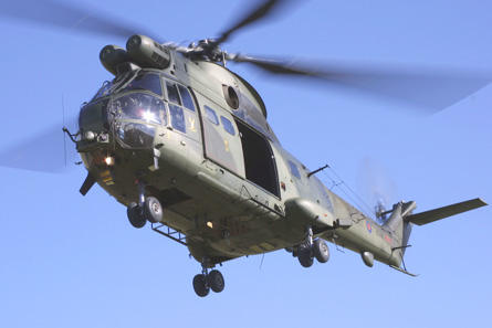 Puma HC1 - Crown Copyright