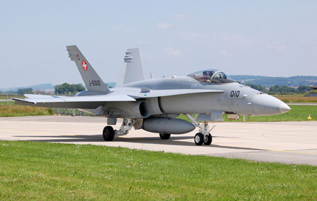 Swiss F-18C - AWA Gallery
