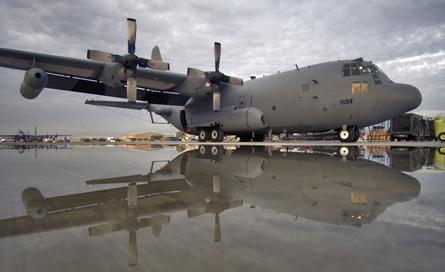 EC-130H - USAF