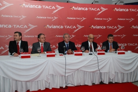 small avianca taca
