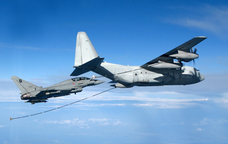 Italy KC-130J EF - Alenia Aeronautica