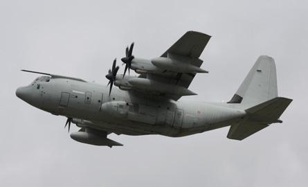 KC-130J Italy - Dragon Lady