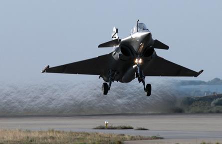 Rafale take off - Dassault