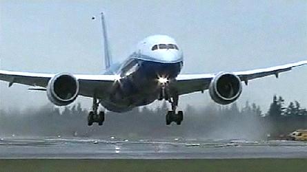 787 first flight 2