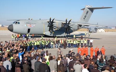 A400M crew - CH