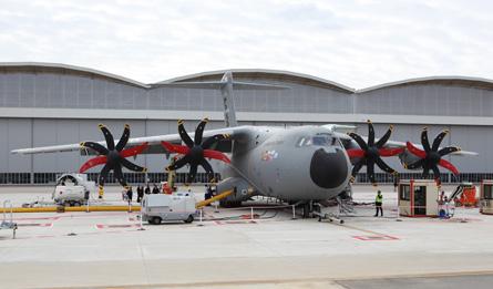 A400M MSN001 - Airbus Military