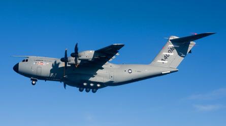 A400M - A Doumenjou Airbus Military