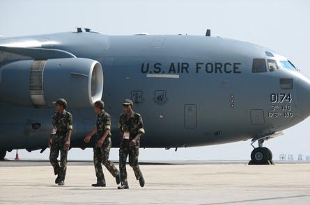 C-17 Yelahanka - USAF