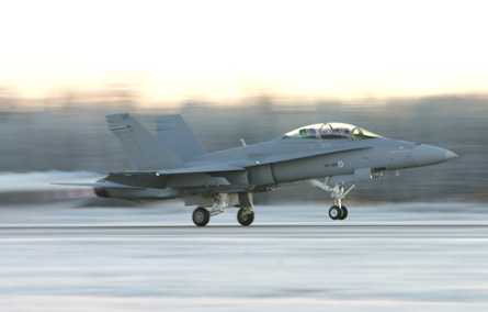 F-18D Finland - Finnish air force