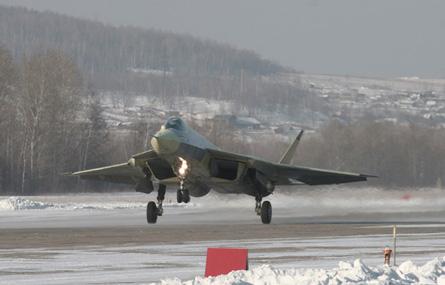 PAK FA 2 - Sukhoi