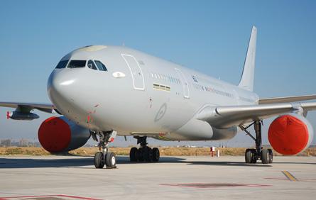 KC-30A RAAF - CH FINT