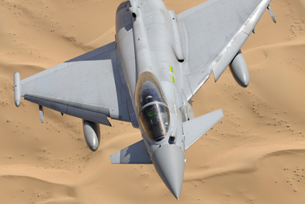 RAF Typhoon - Eurofighter
