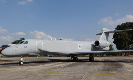 G550 AEW platform, Singapore Defence Ministry