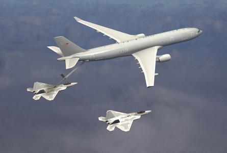 KC-45 Raptors - Airbus Military