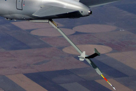NextGenTanker KC767 boom