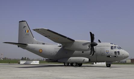 C-27J Romania - Alenia Aeronautica
