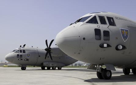 C-27Js Romania - Alenia Aeronautica