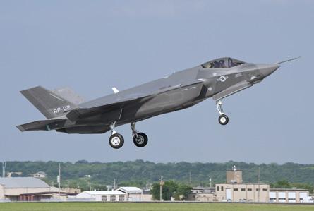 F-35A AF-2 debut - LM