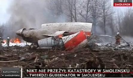 Polish Tu-154 crash