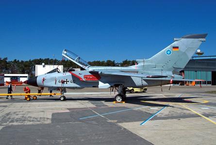 Tornado ASSTA 2 - EADS