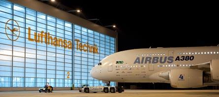 A380, ©Lufthansa Technik