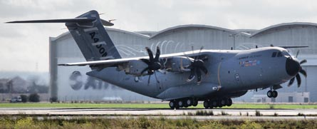 A400M, ©Airbus Military