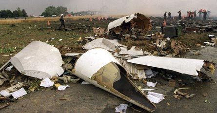 Concorde crash, ©Sipa Press/Rex Features