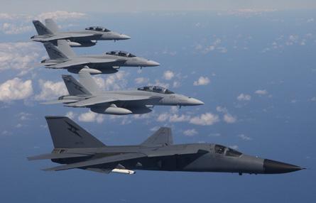 F-111 Super Hornets - Australian DoD