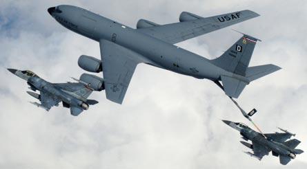 KC-135T, ©Staff Sgt Jerry Fleshman USAF