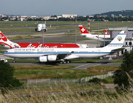 A340-500 kuwait Yannick-Del