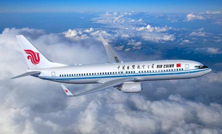 Air China 737