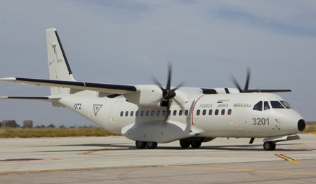 C-295 Mexican air force - Airbus Military