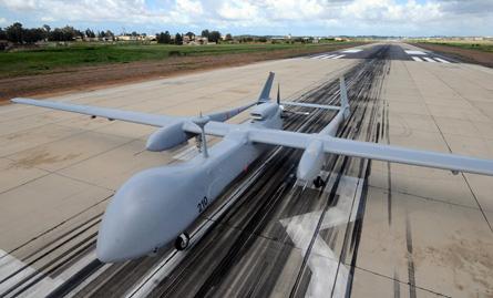 Eitan UAV - Israeli air force