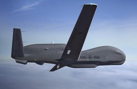 NATO AGS UAV - Northrop Grumman