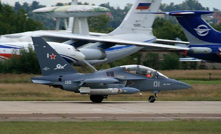 Yak-130 - Bodek Gallery AirSpace