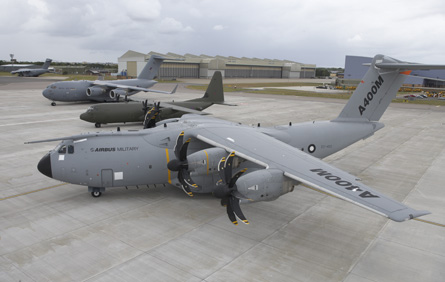 A400M Brize 1 - Airbus Military