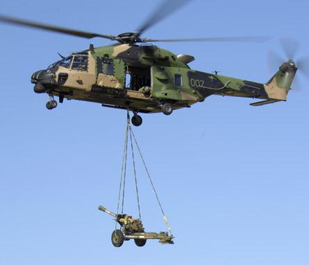 Australian army MRH90 - Australian DoD