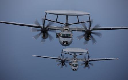 E-2D, ©US Navy