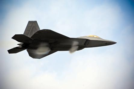 F-22 RIAT - BillyPix