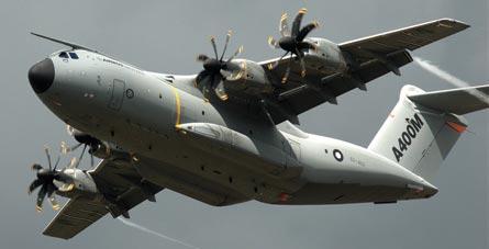 A400m, ©Airbus Military