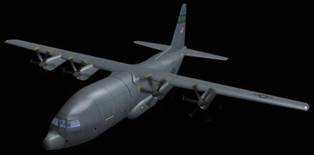 C-130XL, ©Lockheed Martin