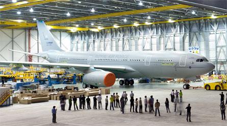 RAF A330 - Airbus Military