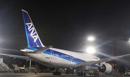 ANA 787, ©Boeing