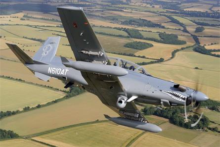 AT-6B - Jamie Hunter Aviacom